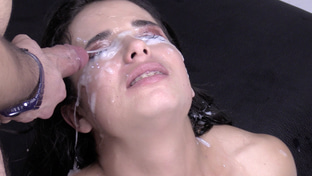 Mira Cuckold swallowing 50 big loads