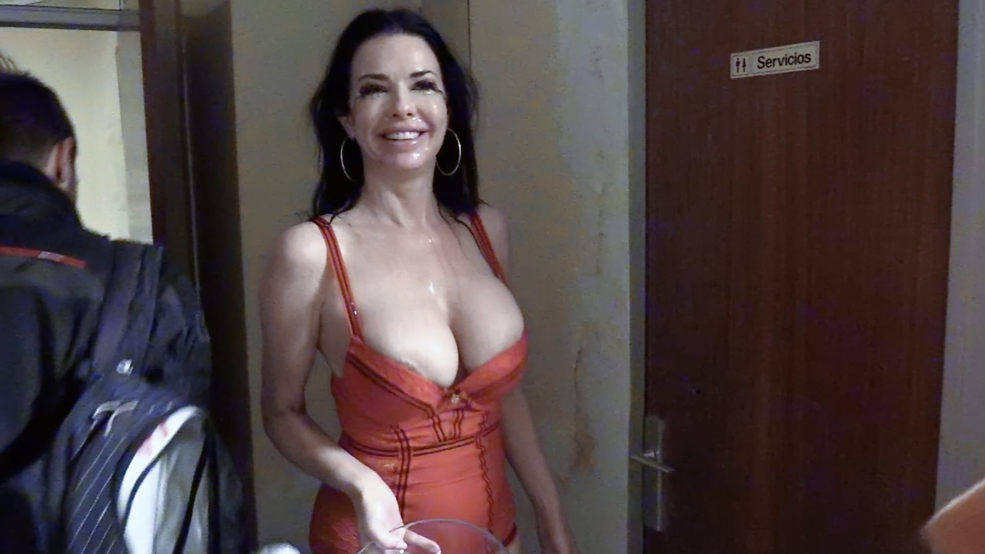 Midget and chick porn