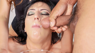 Sherry Vine #2 - swallowing 69 big loads