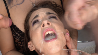 Anita Teen #1 - swallowing 92 big loads