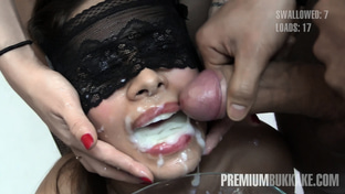 Victoria #1 - swallowing 81 big loads