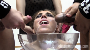 Nona #2 - swallowing 89 big loads