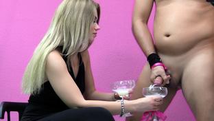 Eva #2 - swallowing 71 big loads