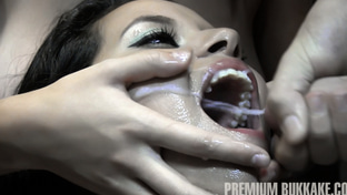 Sonia Anglada #1 - swallowing 28 big loads